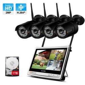 camera surveillance + enregistreur avis