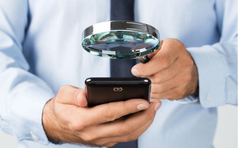 camera espion discrete