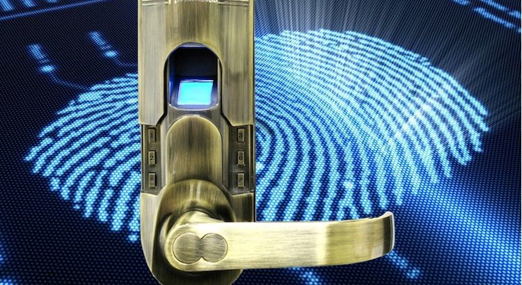 serrure biometrique test