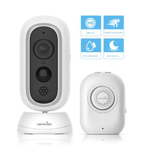 camera surveillance sans fil pas cher
