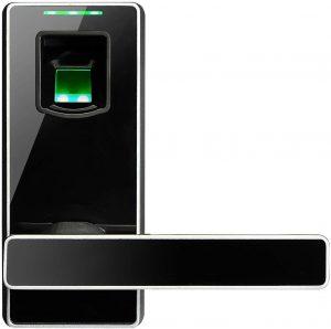 zkteco test avis serrure biometrique