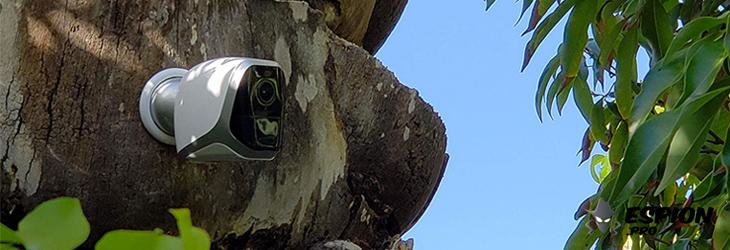 Camera-autonome