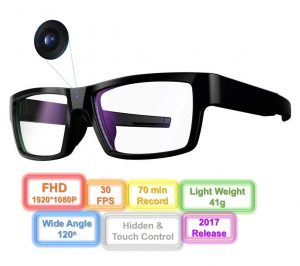 lunette espion viview test