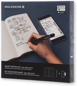 moleskine smart writing avis