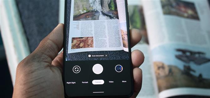 scanner portable utilisation